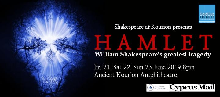 Shakespeare at Kourion Presents Hamlet