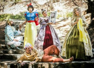 Snow White and the Seven Dwarfs - Larnaca