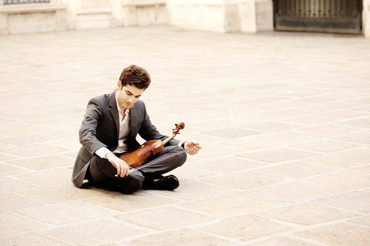 Solo Violin Recital: Emmanuel Tjeknavorian