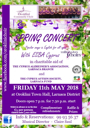 Spring Concert for Charity