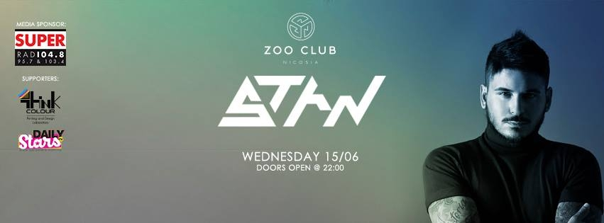 Stan at Zoo Club