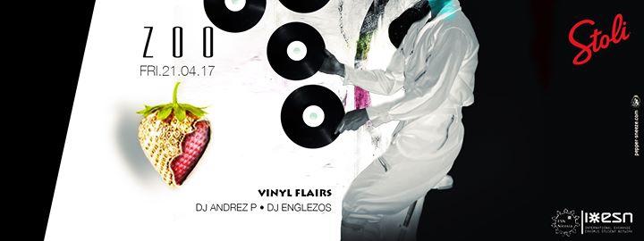SUGAR RnB : Vinyl Flairs Dj Andrez P-Dj Englezos