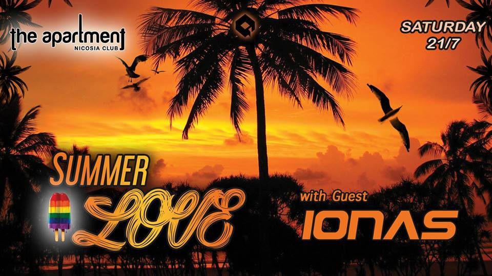 Summer Love with guest DJ Ionas
