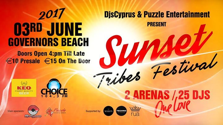 Sunset Tribes Festival 2017