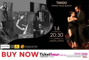 Tango - Tiempos Viejos Quintet