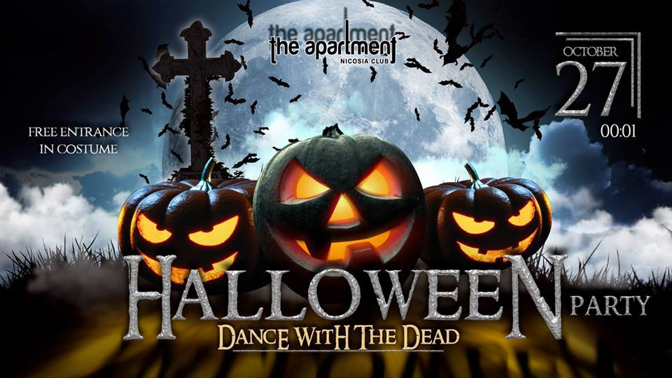 The biggest parties of the year is here,The Halloween Party 2018