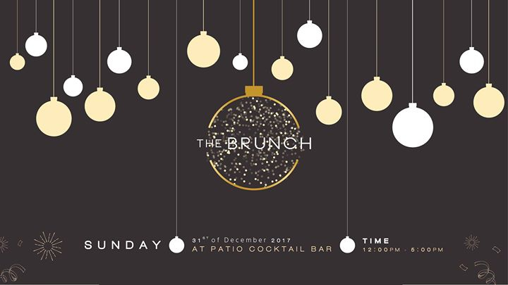 The Brunch - New Year's Eve Edition