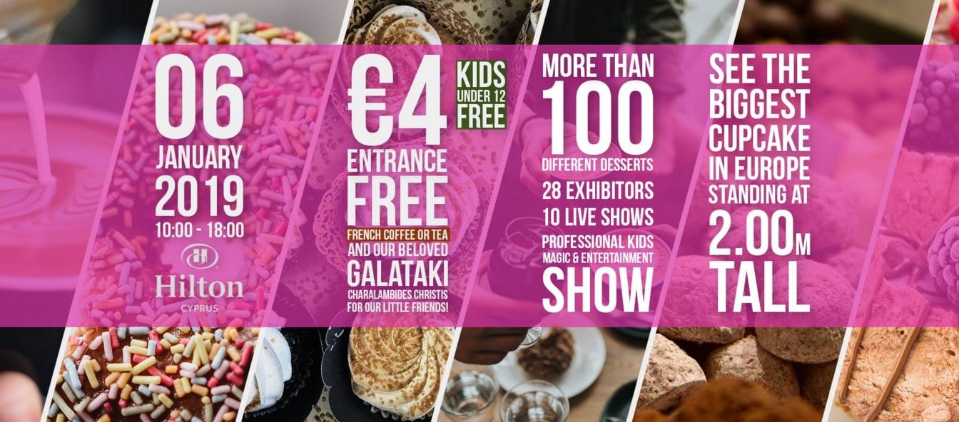 The Desserts Festival Cyprus 2019