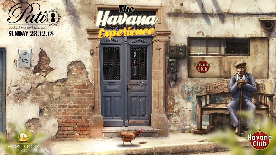 The Havana Experience at Patio