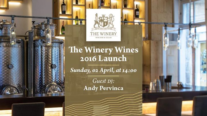 The Winery 2016 wines launch!