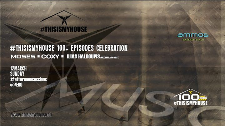 Thisismyhouse 100+episodes celebration_Afternoon Sessions12/03