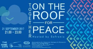 Together On The Roof For Peace