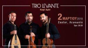 Trio Levante