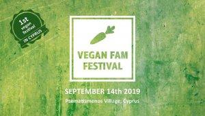 VEGAN FAM Festival