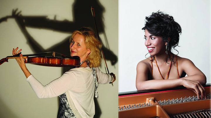 Viola & Piano Recital: Diemut Poppen & Pallavi Mahidhara