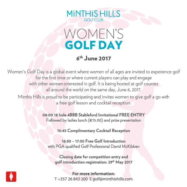 Women's Golf Day
