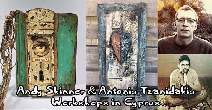 Workshops with Andy Skinner and Antonis Tzanidakis
