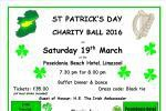 St Patrick's Charity Ball