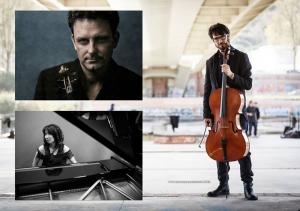 Concert: Aldo Campagnari, Francesco Dillon & Aki Kuroda