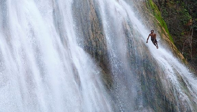 Dominican Republic Attractions - Salto El Limon