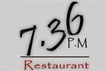 7.36 PM Restaurant