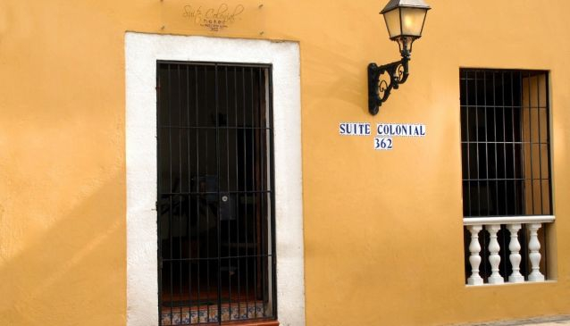 Hotel Suite Colonial