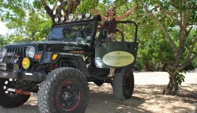 Punta Cana Just Safari Jeep Tours