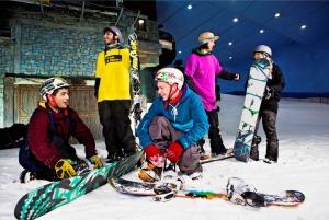 2-Hour or Full-Day Slope Session at Ski Dubai