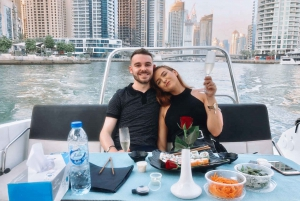2-Hour Romantic Sunset Cruise with Sushi and Drinks