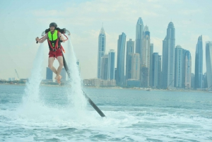 30-Min Water Jetpack Experience at The Palm Jumeirah