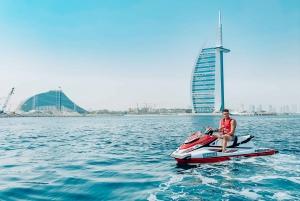 30-Minute Jet Ski Tour to Burj Al Arab