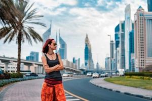 4-Hour City Tour and Burj Khalifa Ticket