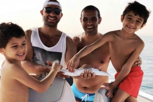 4-Hour Private Deep Sea Fishing Trip
