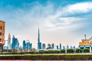 4-Hour Tour with Burj Khalifa Tickets