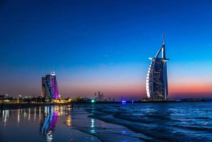 5-Hour Sunset Tour with Burj Khalifa Tickets