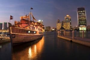 5-Star Buffet Dinner Dhow Cruise around Dubai Marina