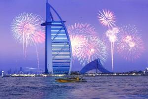 60, 75 or 99-Minutes Dubai Marina Landmarks Speedboat Tour