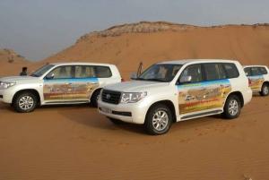 7-Hour Desert Safari with a VIP Twist
