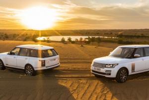 7-Hour Platinum Desert Safari from Dubai