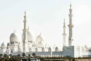 Abu Dhabi Full-Day Tour from Dubai - Spanish-Speaking Guide