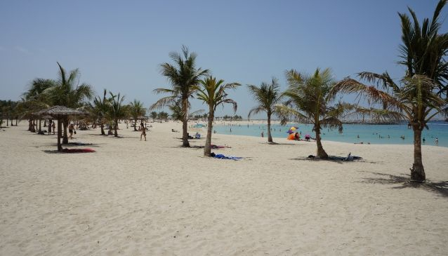Best Beaches in Dubai