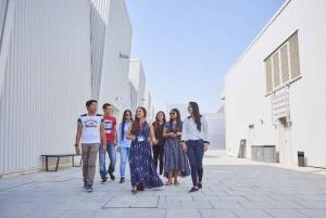 Art, Jewel, and Chocolate Tour of Dubai