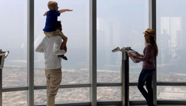 At The Top - Burj Khalifa Observation Deck