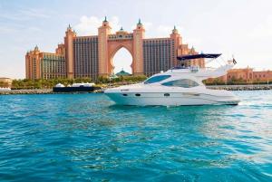 Atlantis & Burj Al Arab 3-Hour Cruise on Luxury Yacht