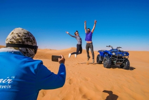 Bike the Red Dunes, Camel Rides, Sandboarding and BBQ