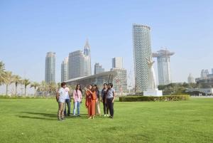 Burj Khalifa, Dubai Mall and Dubai Opera Walking Tour