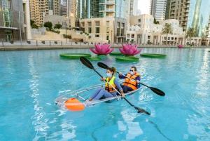 Burj Lake Boat, Water, and Kayaking Activities