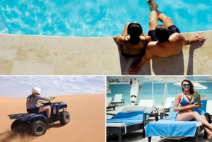 Desert Safari, Dune Bashing, Quad Biking, and Beach