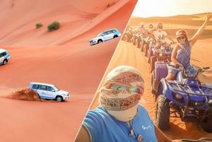 Desert Safari, Quad Bike, Camel Ride & Al Khayma Camp