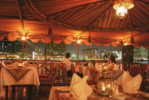 Dhow Dinner Cruise along Dubai Creek